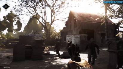 Gamereactor spielt die geschlossene Alpha von Hunt: Showdown