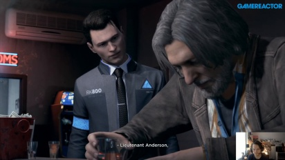 Detroit: Become Human - Livestream Replay
