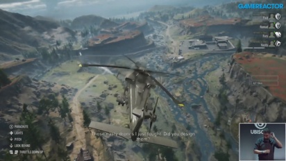 Ghost Recon: Breakpoint - Ubisoft E3 Gameplay Livestream