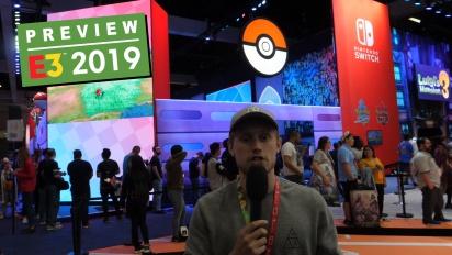 Pokémon Schild/Schwert - Eindrücke der E3-Demo