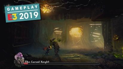 Trine 4: The Nightmare Prince - E3-Demo (Gameplay)