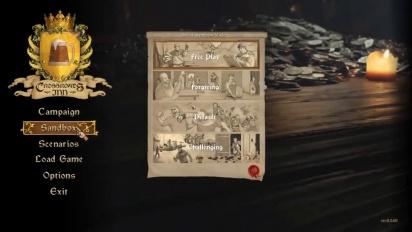 Crossroads Inn - Sandbox mode Gameplay