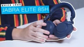 Jabra Elite 85h: Quick Look