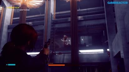 Control - Bosskampf im Postraum