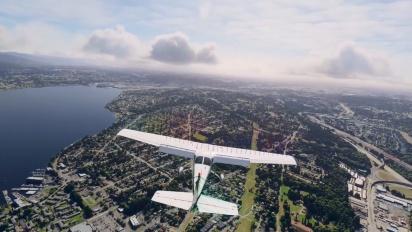 Microsoft's Flight Simulator - Feature Discovery Series Episode 3: Aerodynamics