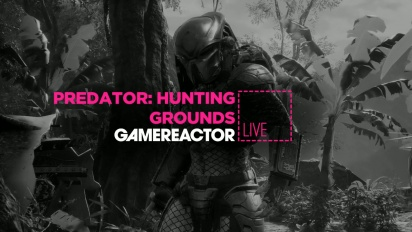 Predator: Hunting Grounds - Livestream-Wiederholung (Launch-Version)