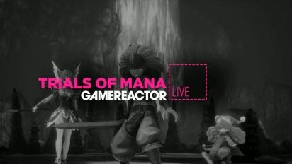 Trials of Mana - Livestream-Wiederholung
