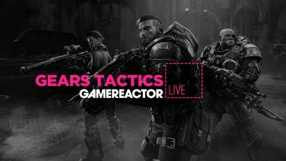 Gears Tactics - Livestream-Wiederholung