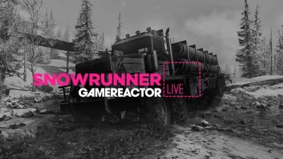 Snowrunner - Livestream-Wiederholung