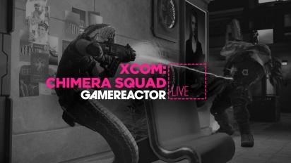 Xcom: Chimera Squad - Livestream-Wiederholung