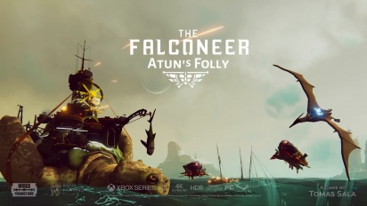 The Falconeer - Atun's Folly Trailer | Wired Direct