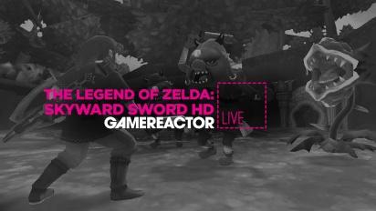 The Legend of Zelda: Skyward Sword HD - Livestream-Wiederholung