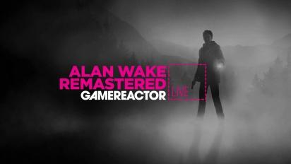 Alan Wake Remastered - Livestream-Wiederholung
