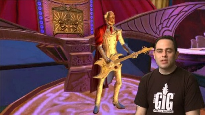 Power Gig: Rise of the SixString - Developer Video