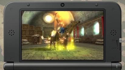Fire Emblem: Awakening - Character Progression Trailer