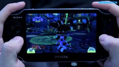 Let's play - Sly Cooper: Jagd durch die Zeit (PS Vita) #1
