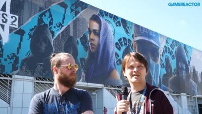 E3 2016 Update - Ubisoft Press conference