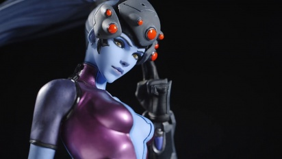 Blizzard Collectibles - Overwatch's Widowmaker