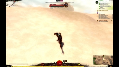 Guild Wars 2 - Mounts in Path of Fire Gameplay