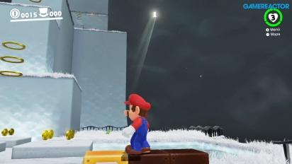 Super Mario Odyssey - Gameplay vom Cap-Königreich