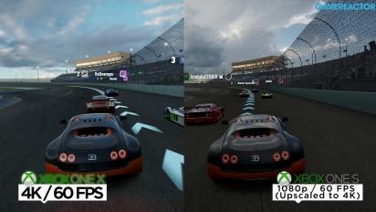 Forza Motorsport 7 - 4K-Videovergleich