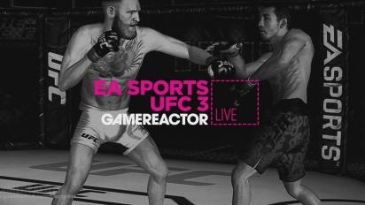 UFC 3 - Livestream-Wiederholung