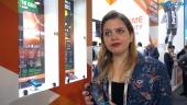 MWC19: Energizer Power Max P18K Pop - Lucile De Victor Interview