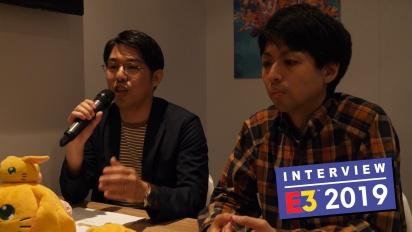 Trials of Mana - Interview mit Shinichi Tatsuke & Masaru Oyamada