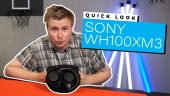 Sony WH-1000XM3: Quick Look