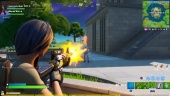 Fortnite - The Agency (PS4-Gameplay)