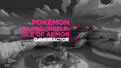 Pokémon Schild/Schwert: Insel der Rüstung - Livestream-Wiederholung