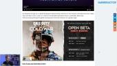 GRTV News - Gameplay-Vorschau und Beta-Termine für Call of Duty: Black Ops Cold War