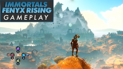 Immortals: Fenyx Rising - Eigenes Gameplay