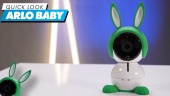 Arlo Baby: Quick Look