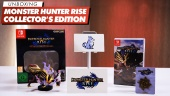 Monster Hunter Rise - Unboxing der Collector's Edition
