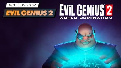 Evil Genius 2 - Videokritik