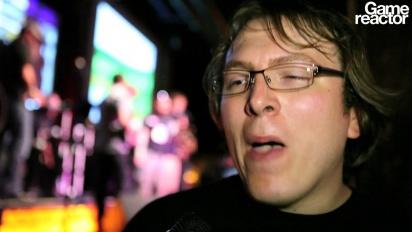E3 10: Rock Band 3 interview
