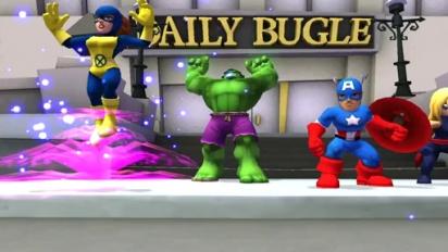 Marvel Super Hero Squad Online - Comic-Con Trailer