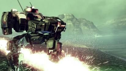 Mechwarrior Online - Oxide Hero Mech Trailer