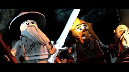 Lego The Hobbit - Launch Trailer (Englische Version)