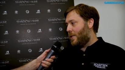 Mittelerde: Schatten des Krieges - Interview mit Bob Roberts