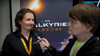 Eve: Valkyrie Warzone - Interview mit Andrew Willans