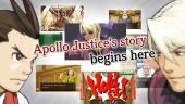 Apollo Justice: Ace Attorney - Launch Trailer Nintendo 3DS