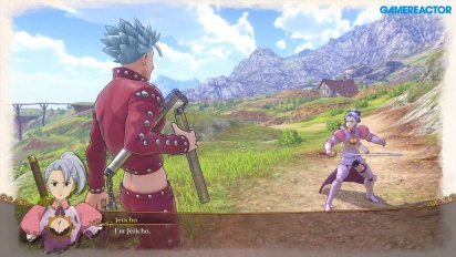 The Seven Deadly Sins: Knights of Britannia - Gameplay aus der Kampagne
