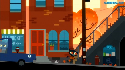 Gamereactor spielt Night in the Woods auf Nintendo Switch