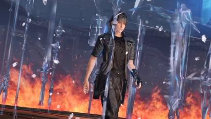 Dissidia: Final Fantasy NT - PS4-Gameplay (Porta Decumana)