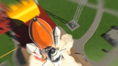Mars Horizon - Reveal Trailer