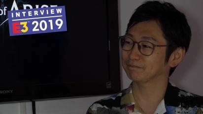 Tales of Arise - Interview mit Yusuke Tomizawa