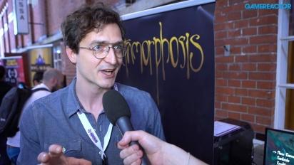 Metamorphosis - Interview mit Jacek Debowski