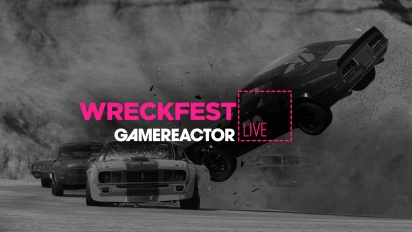 Wreckfest - Livestream-Wiederholung